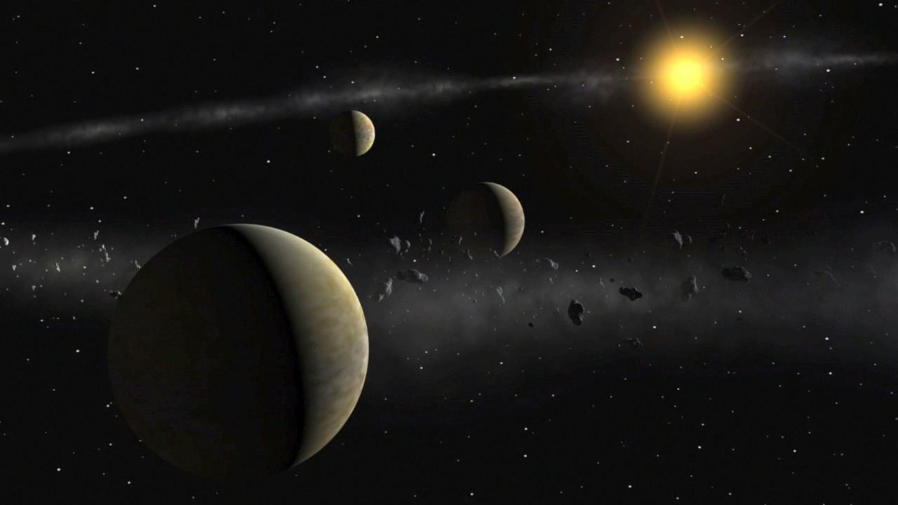 Астрономы нашли 32 новых экзопланеты